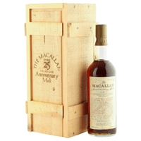Macallan 25 Year Old Anniversary Malt 1957