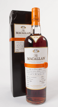 Macallan Easter Elchies