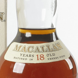 Macallan Whisky Vintages