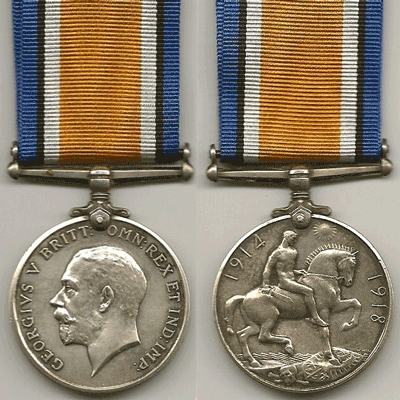 British War Medal Value