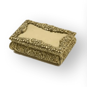 What is a snuff box worth?