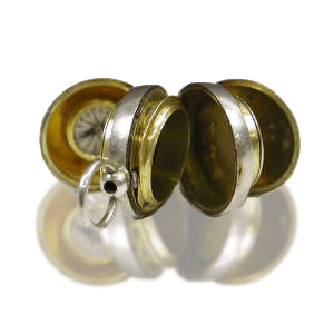 silver vinaigrette worth
