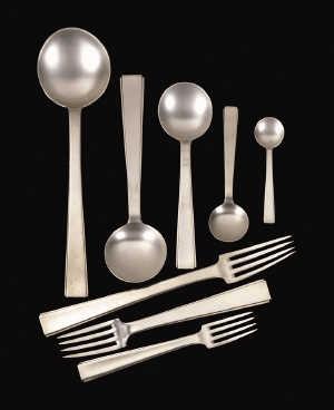 Silver Cutlery Canteen