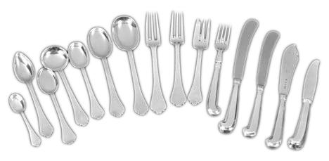 Silver Cutlery Value