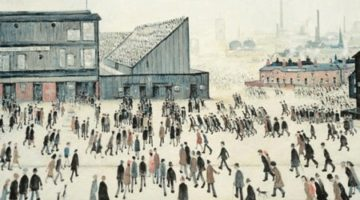L-S-Lowry-Going-To-The-Match-£22000