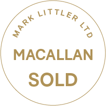 Mark Littler sold cask of Macallan whisky