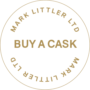 Buy a cask of whisky from independent broker Mark Littler