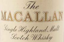 Sell Macallan 25 Year Old Whisky Online