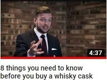 What you need to know before you buy or invest in a cask of whisky