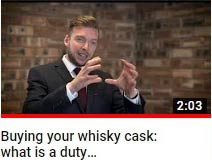 What is a duty representative and why are they important- whisky cask investment video guide