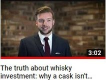 Do casks of whisky compare to other investments such as property and stocks and shares - whisky cask investment video guide