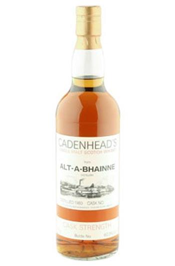 Sell Cadenhead whisky online
