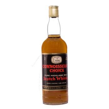 Connaoissuers Choice whisky valuation