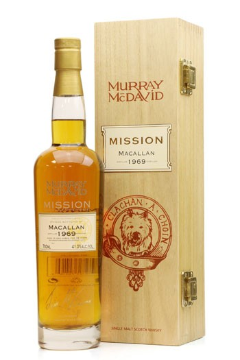 Sell Murray McDavid whisky online