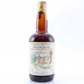 Samaroli dumpy whisky bottle valuation