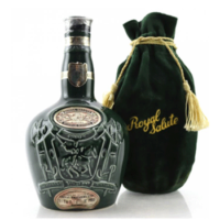 This bottle of Chivas Regal Royal salute is worth less than £100