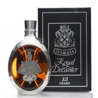 Dimple Royal Decanter sometimes reach £100