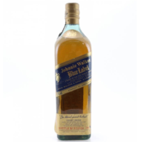 1980s Johnnie Walker Blue Label, worth less than £100