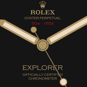 Rolex-Explorer-6610-Dial