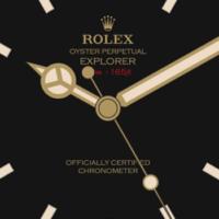Rolex-Explorer-Mercedes-Hands