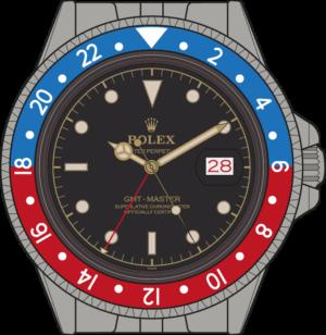 Rolex GMT Master 1675 1