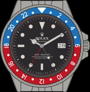 Rolex GMT Master 1675 3