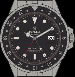 Rolex GMT Master 1975 4