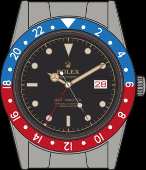 Rolex GMT Master 6542 2