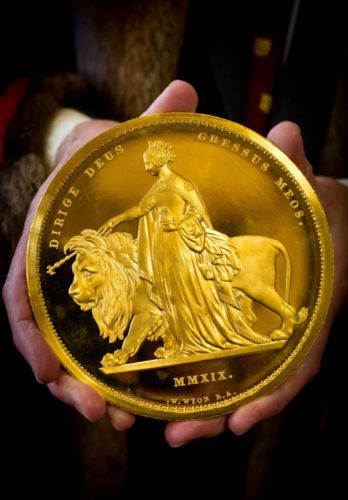 Photo: (Royal Mint/SWNS)