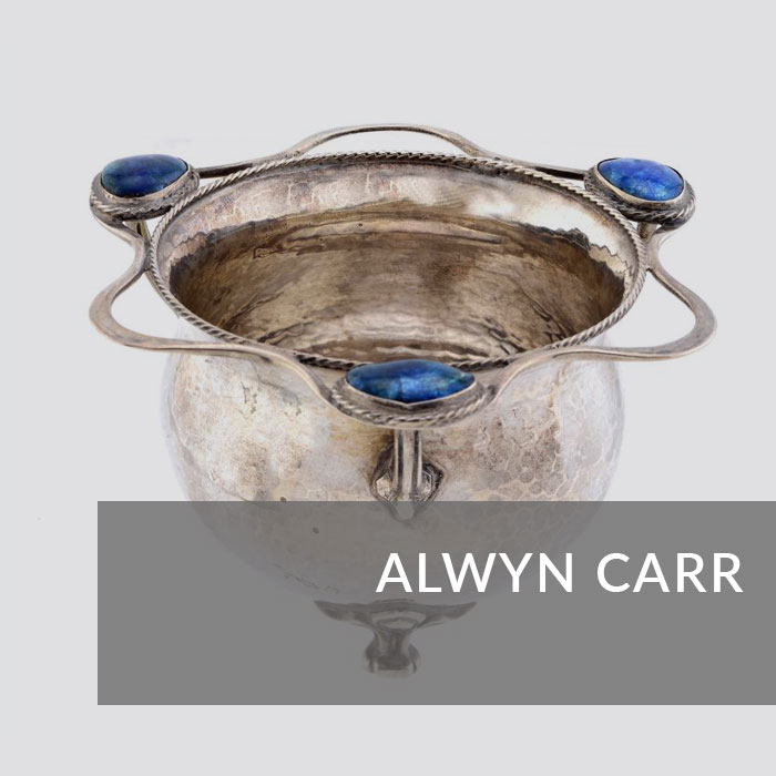 Button to navigate to the Alwyn Carr page