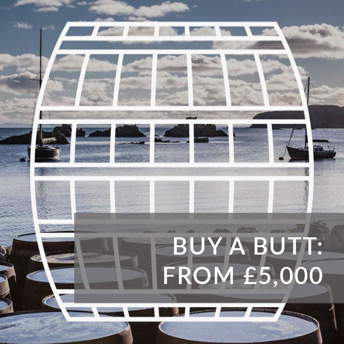 A button to buy a butt from £5,000