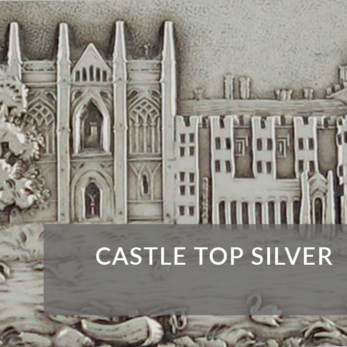 Button to navigate to the Castle Top Silver page