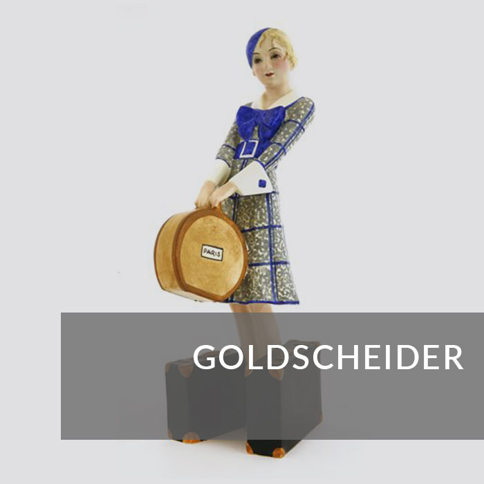 Button to navigate to the Goldscheider page