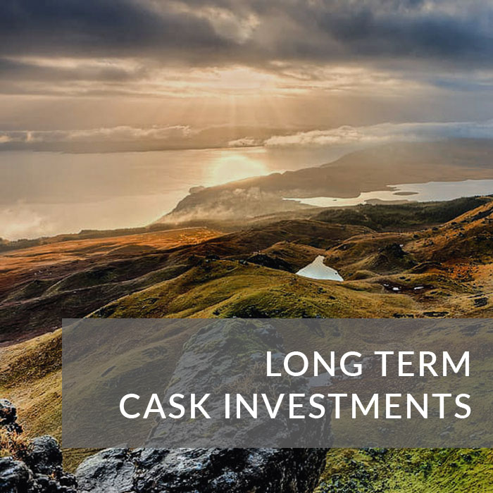 A header entitled Long Term Cask Investment