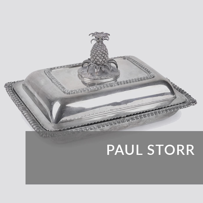 Button to navigate to the Paul Storr page