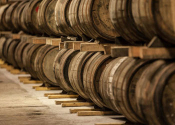 investing in casks of whiskey