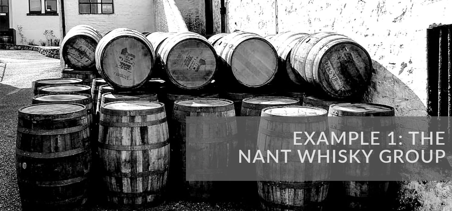 Example 1: The Nant Whisky Group