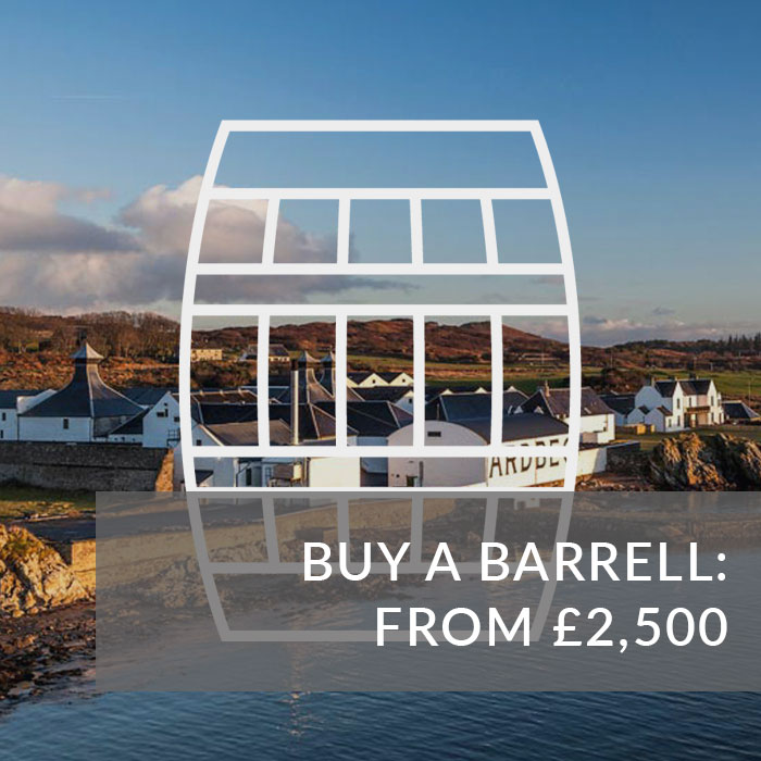 Buy a barrel from £2,500