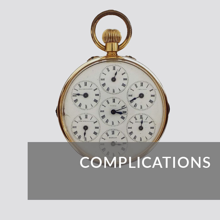 Complicated-pocket-watches