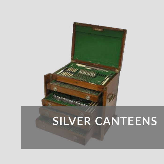 Button to navigate to the Silver Canteens page