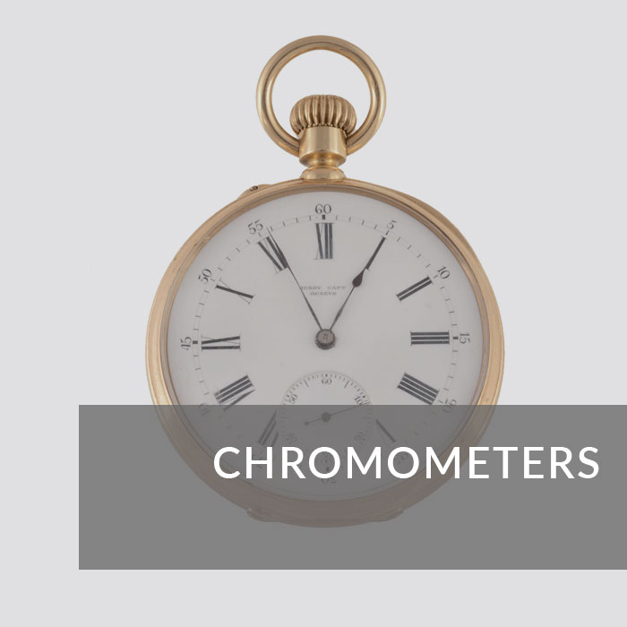 Button to navigate to the Chromometers page