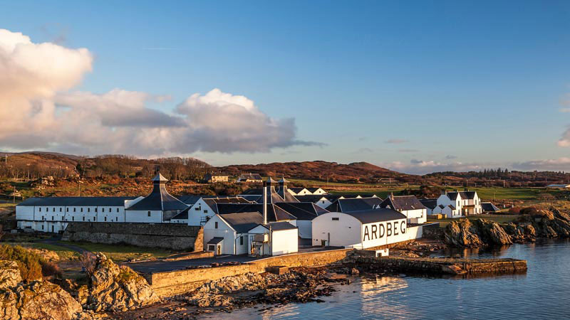 Distilleries where you can buy a cask of whisky