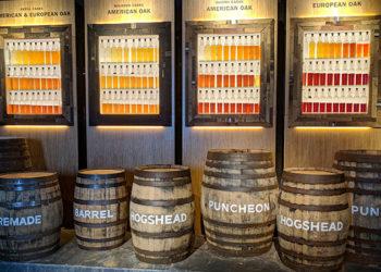Whisky Tourism At Its Peak