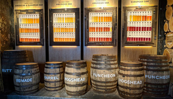 Whisky Tourism At Its Peak