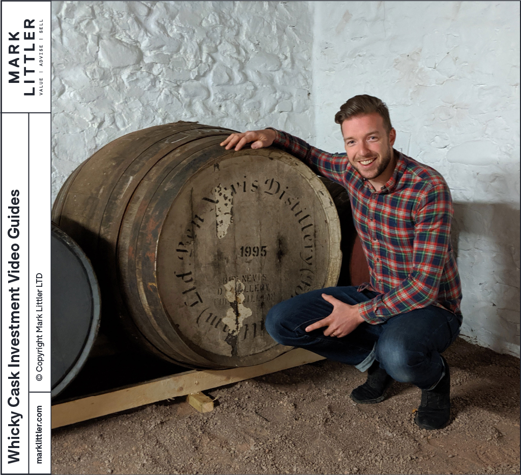 Whisky investment video guides from Mark Littler