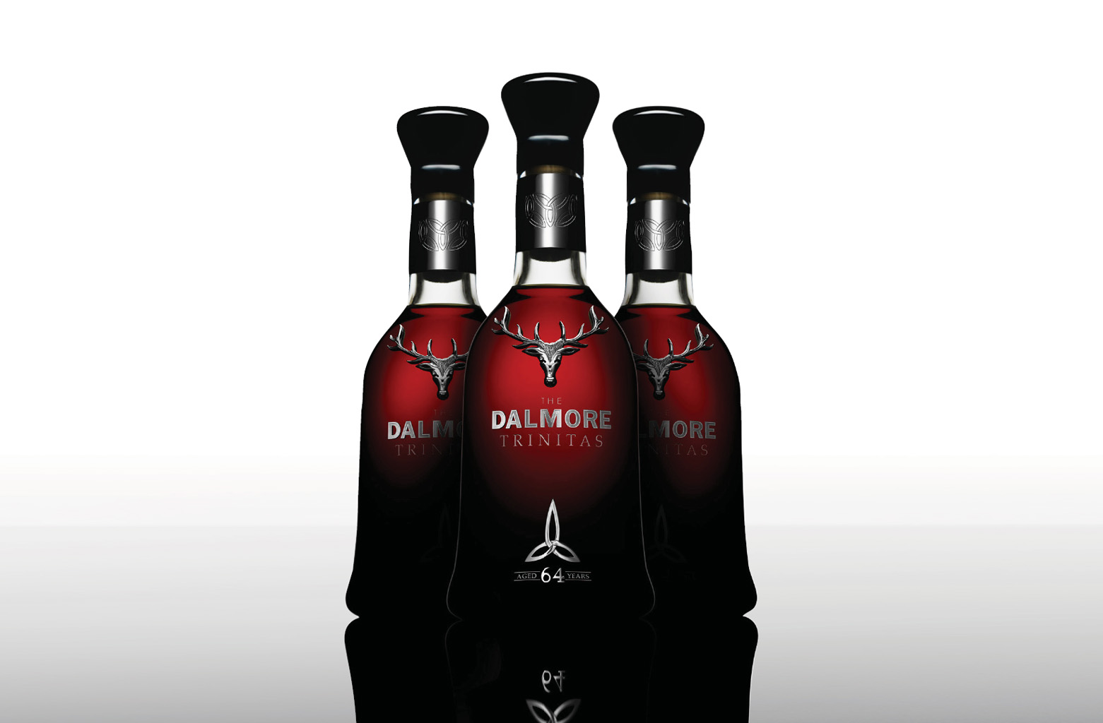 In 2010, just 8 years after starting to focus on single malt whisky, The Dalmore Trinitas broke records by being the first bottle to sell for a six figure sum.