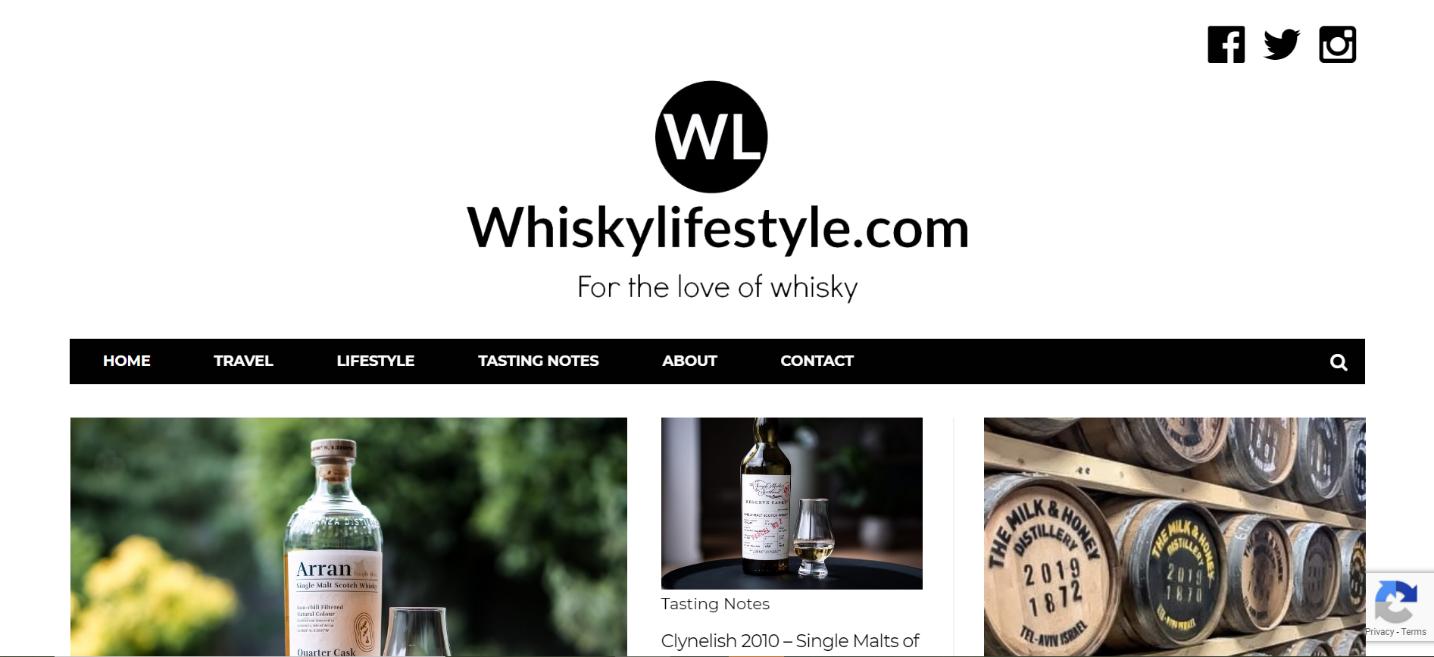 whisky lifestyle