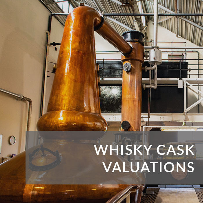 Whisky-Cask-Valuations