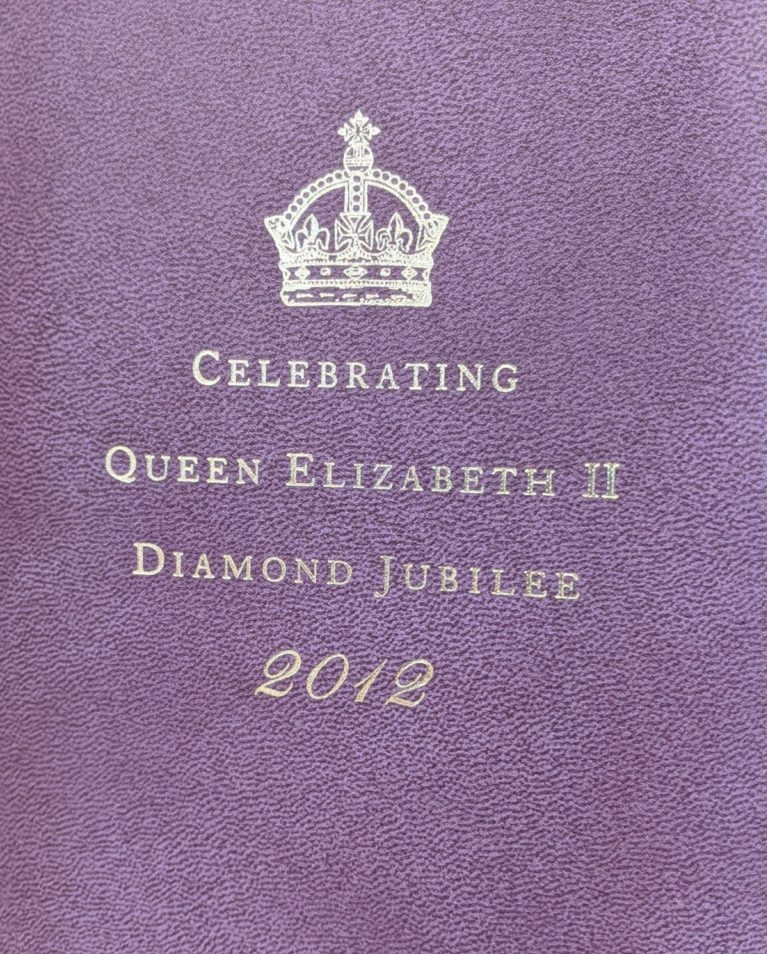 Diamond Jubilee Box Writing 2