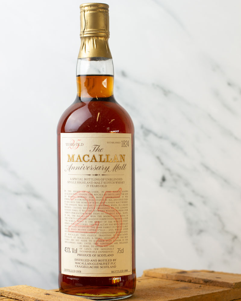 Free Macallan Valuations and Sales